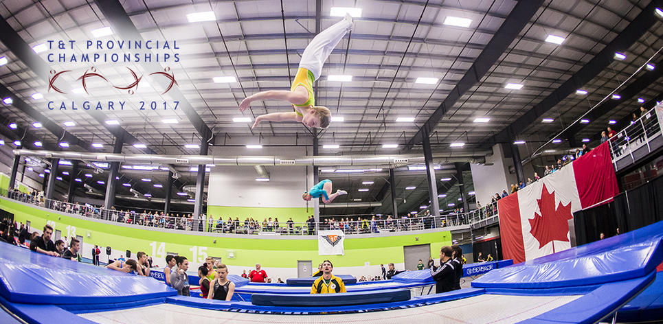 2017 Trampoline & Tumbling Provincial Championships