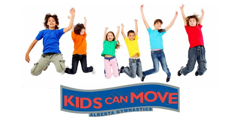 Kids can move