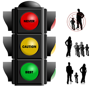 Traffic Light Graphic - Web